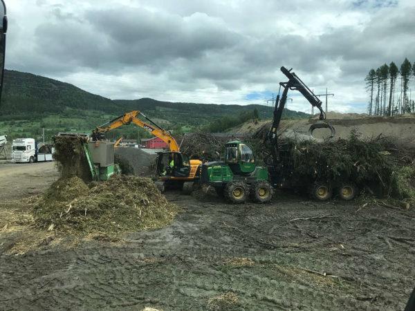 Valdres Flishogging & Bioenergi AS